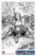 "Cyber Force (""Wondercon"" Variant Cover-Edition)"