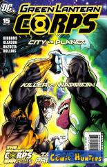 Sinestro Corps War, Chapter Four: The Battle of Mogo