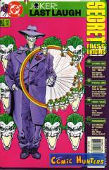 Joker: Last Laugh Secret Files & Origins