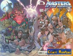 Masters of the Universe (Cover B Variant Cover-Edition)