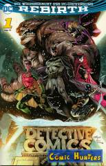 Batman - Detective Comics (Variant Cover-Edition A)