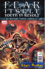 Fear Itself: Youth In Revolt (Part 3)