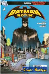 Batman Reborn, Part Two: The Circus of Strange