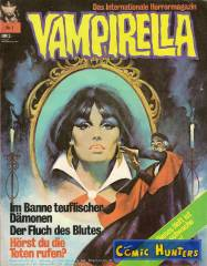 Thumbnail comic cover Vampirella 1