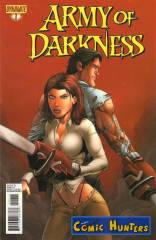 Army of Darkness (Marat Mychaels Variant Cover-Edition)