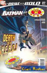 Batman and Dial H for HERO: Death of a Hero