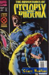 The adventures of Cyclops and Phoenix