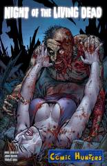 Night of the Living Dead (Auxiliary Variant Cover-Edition)
