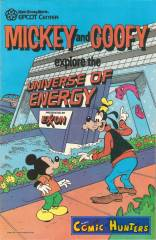 Mickey Mouse and Goofy Explore the Universe of Energy