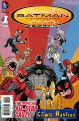Batman Incorporated Special