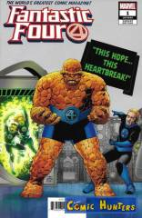Fantastic Four (Cassaday Variant Cover-Edition)