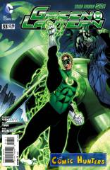 Uprising: Part 5: Last Stand of the Lanterns (Variant Cover-Edition)