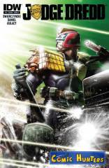 Judge Dredd (Cover D Variant Cover-Edition)