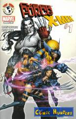 Cyberforce/X-Men (Marc Silvestri Cover)
