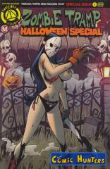 Zombie Tramp: Halloween Special (Trom Limited Risque)
