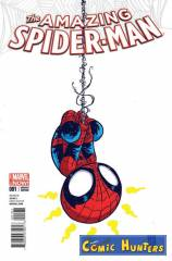 The Amazing Spider-Man (Skottie Young Variant Cover-Edition)