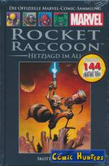 Rocket Raccoon: Hetzjagd im All