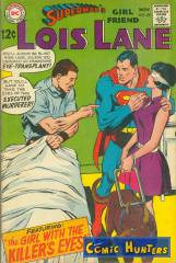 Superman's Girl Friend Lois Lane