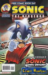 Sonic Comic Origins and Mega Man X (Free Comic Book Day 2014)