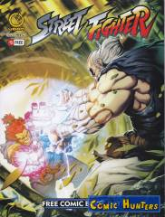 Street Fighter (Free Comic Book Day 2014)