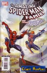 The Amazing Spider-Man Family