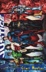 Justice League (Variant Cover-Edition B)