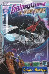 Galaxy Quest: The Journey Continues (Subscription Variant Cover-Edition)