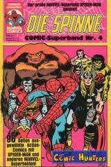 Die Spinne COMIC-Superband