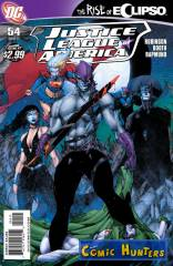 Eclipso Rising Part 1: Shadow Warriors