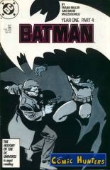 Batman: Year One, Part 4, Chapter Four: Friend in Need