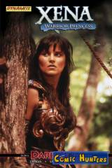 Dark Xena (Photo-Cover)