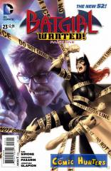 Batgirl Wanted Part One of Three: Manhunt