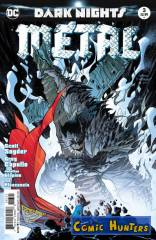 Dark Nights: Metal (Kubert Variant Cover)