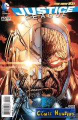 Darkseid War Prologue