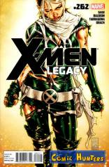 Thumbnail comic cover X-Men: Legacy 262