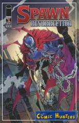 Spawn: Resurrection (Variant Cover-Edition)