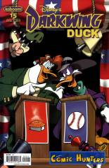 The Ballot Of Darkwing Duck & Launchpad (Part 1) (Cover A Variant Cover-Edition)