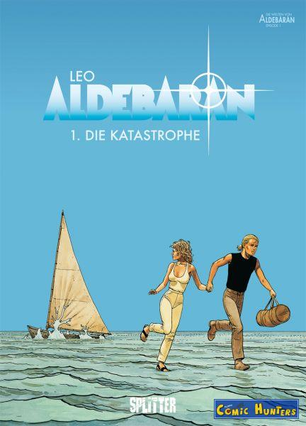 comic cover Die Katastrophe 1