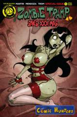 Zombie Tramp: Saves XXX-Mas (Retailer Exclusive Cover)