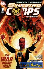 Sinestro Corps War, Prologue: The Second Rebirth