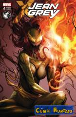 Jean Grey (Unknown Comic Books Exclusive Cover A)