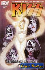 Kiss - Dressed to Kill (Cover B Variant Cover-Edition)