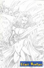 Witchblade / Lady Death (Comicwatch Variant Cover-Edition)
