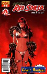 Red Sonja (Cover A Paul Renaud)