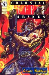 Thumbnail comic cover Aliens: Colonial Marines 6