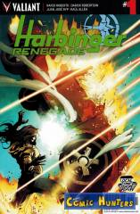 Harbinger Renegade (Local Comic Shop Variant Cover-Edition)