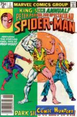 The Spetacular Spider-Man Annual