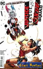 Justice League vs. Suicide Squad, Chapter Three (Variant Cover-Edition A)