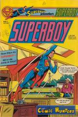 Thumbnail comic cover Superboy 7