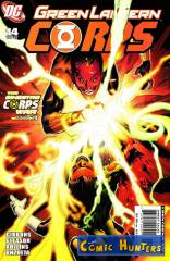 Sinestro Corps War, Chapter Two: The Gathering Storm